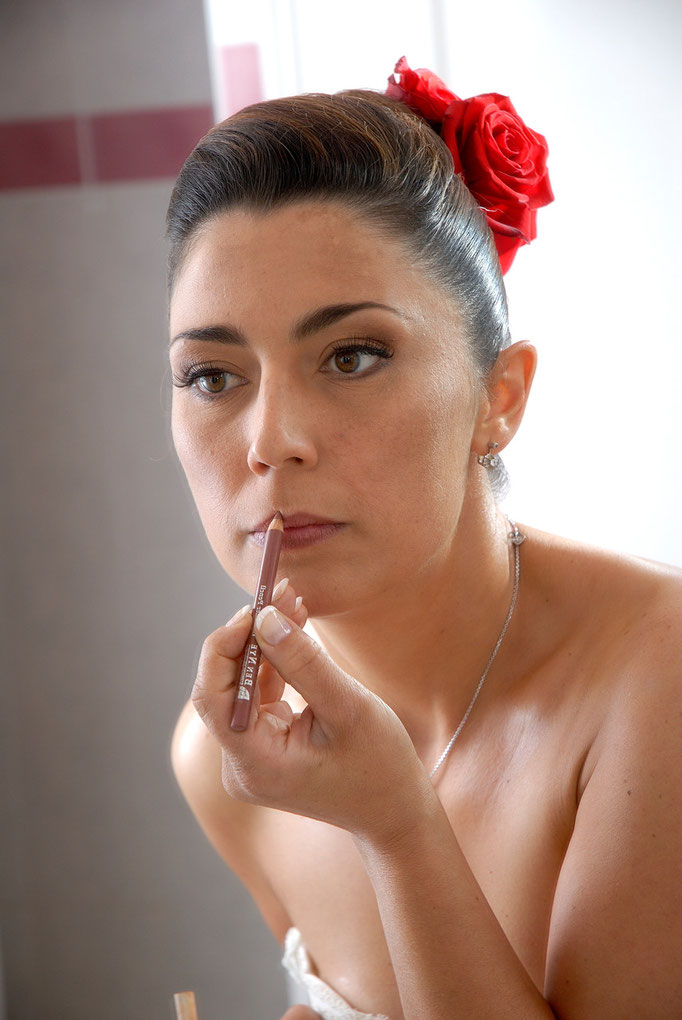 En Aparté Berlioz coiffure maquillage mariée lutte contre cancer