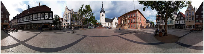 Detmold Marktplatz