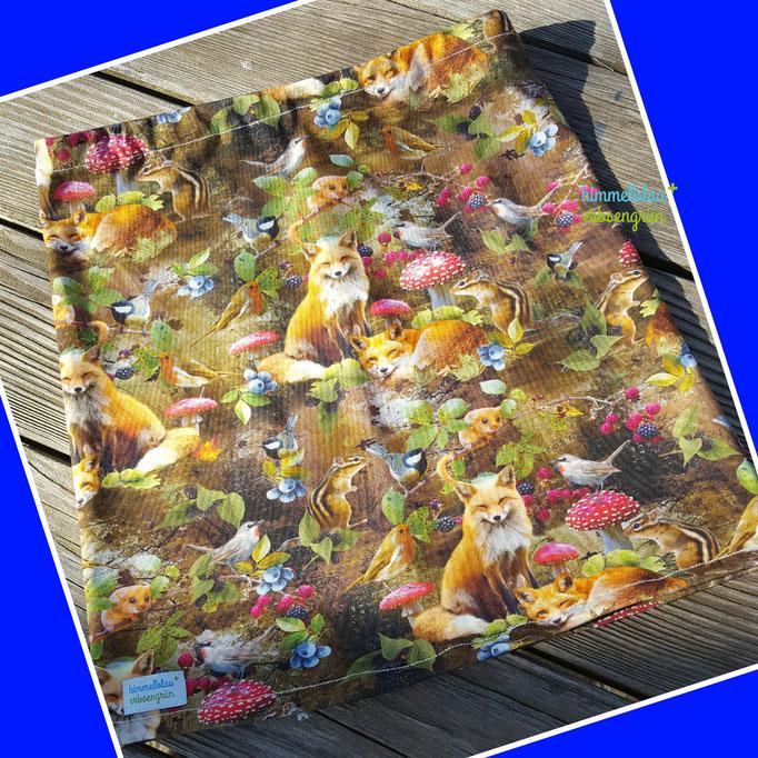 Miniröckli aus Baumwoll- Jersey    Gr 32 - 44   ab   € 28.-