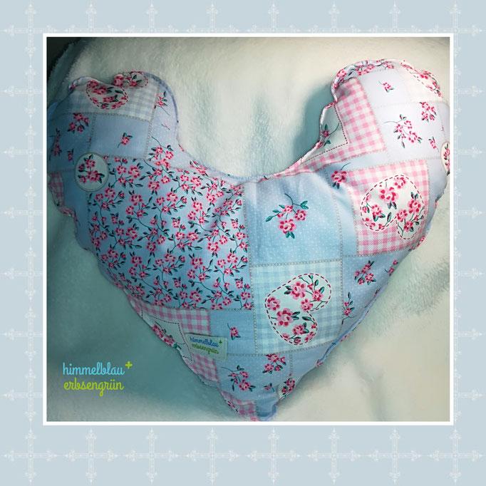 Herzerlpolster für Brustkrebspatientinnen   - Versandkosten