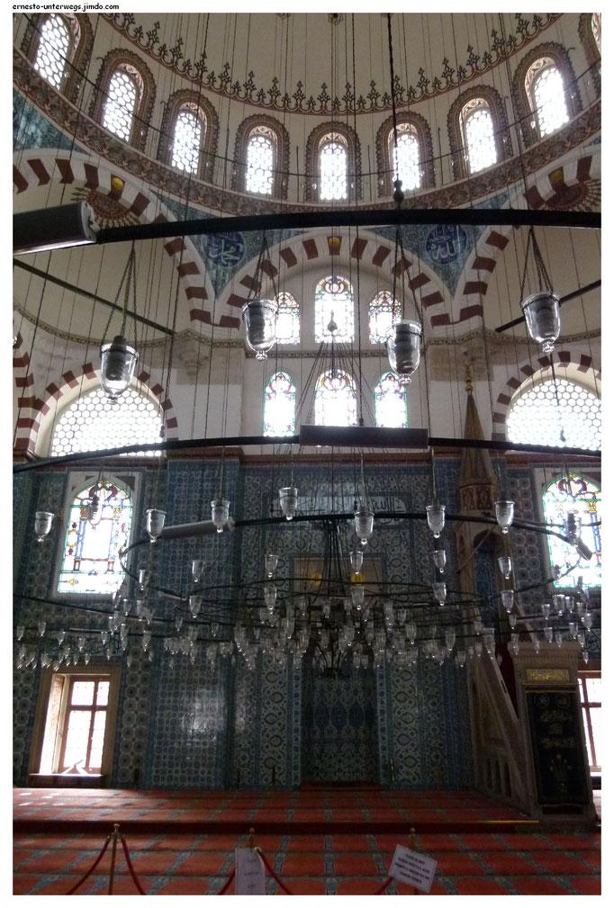 In der Rüstem Paşa Moschee