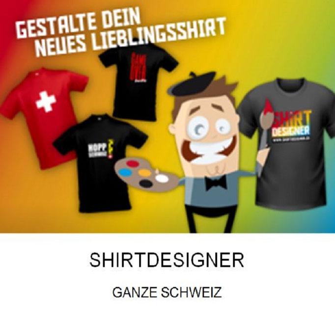 Kindergeburtstag Shirtdesigner
