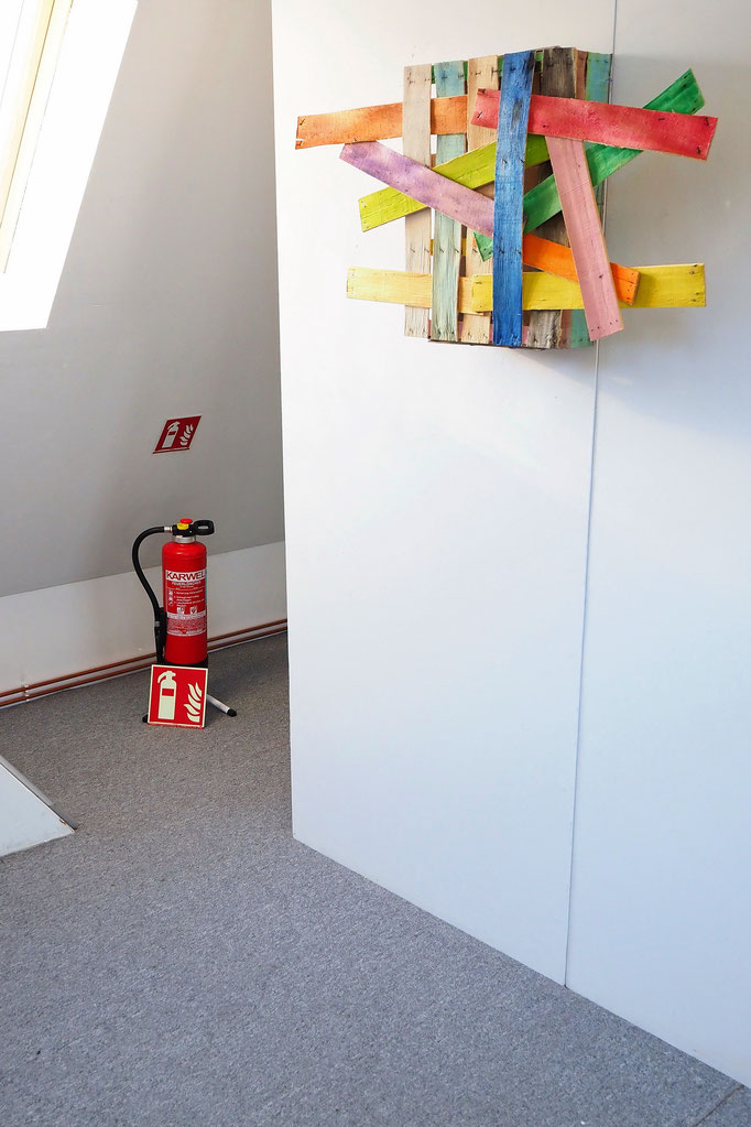 Kunstverein Schallstadt - Ausstellung Bernd Völkle
