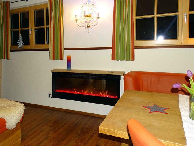 Ferienwohnung im Kleinwalsertal – Michael Fritz – Wohnraum