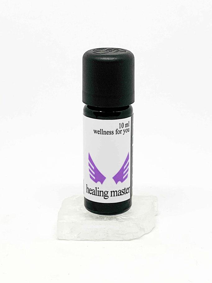 healing master, 10 ml (fördert die Selbstheilungskräfte im Körper)