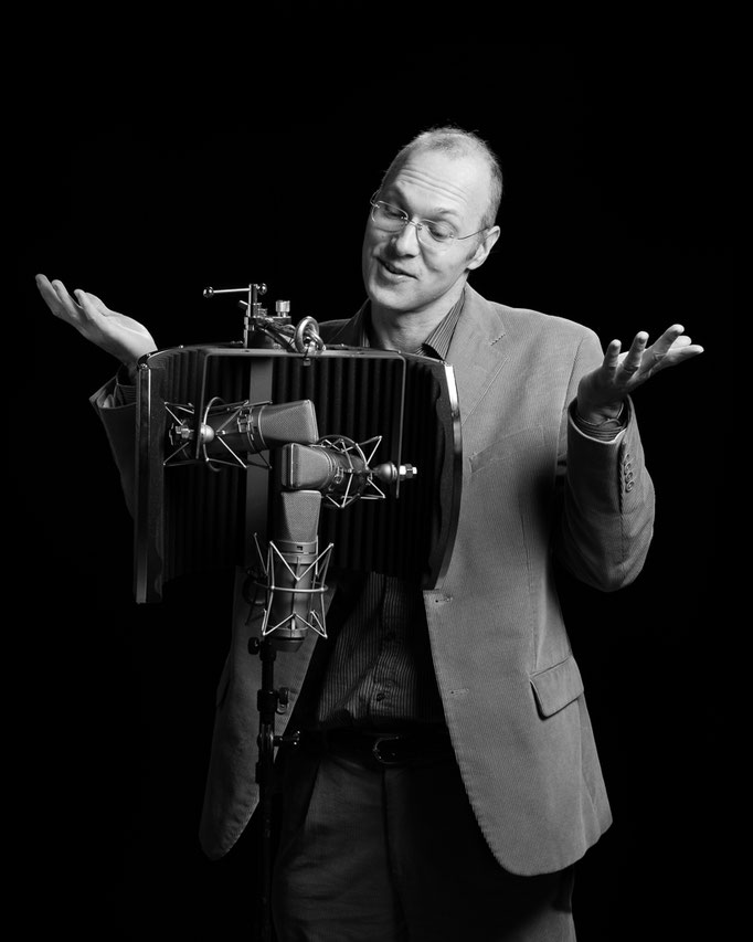 Edwin Pfanzagl - Tontechniker