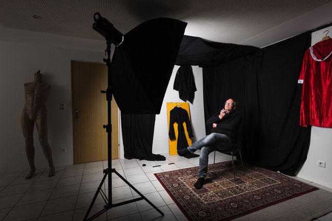 Sven-Christian Wolf, Lehrer und Fotograf