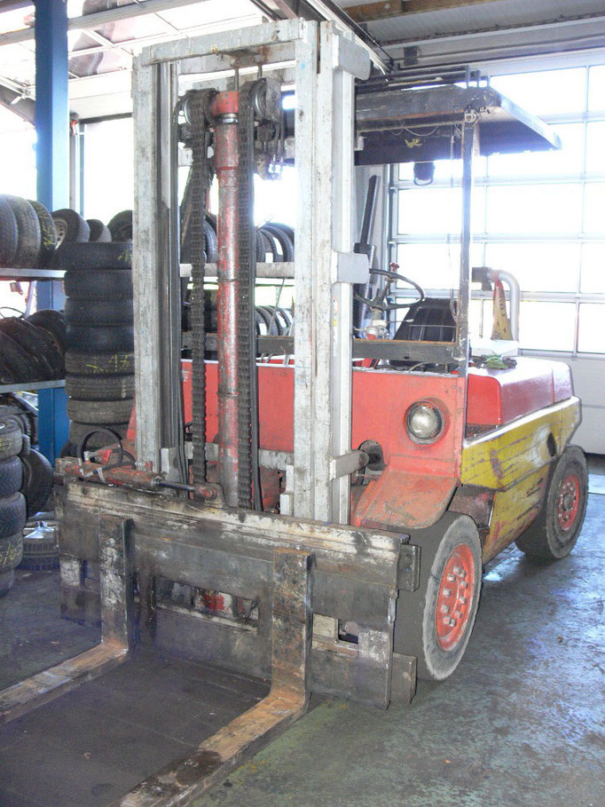 Linde H50 | Materialhandling | 75 PS | Baujahr 1976