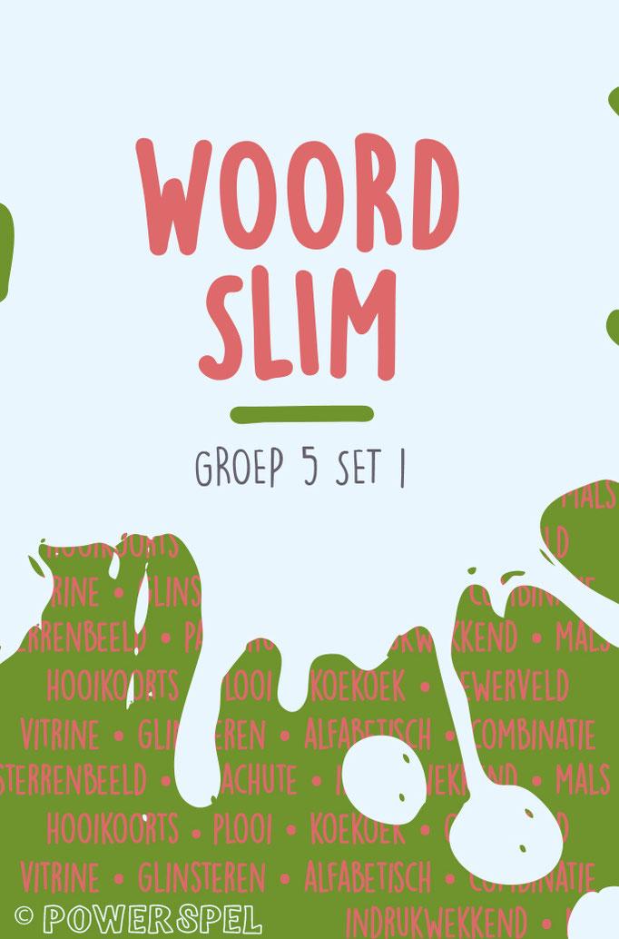 Woordslim groep 5