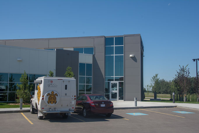 E+H Office in Edmonton
