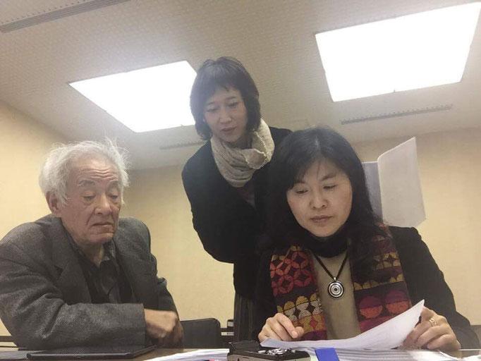 小川学夫 鹿児島純心女子短期大学名誉教授による島唄分析 @鹿児島市