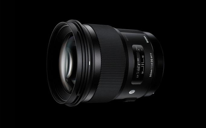 Sigma 50mm F1,4 DG HSM Art