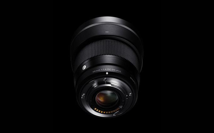 Sigma 56mm F1,4 DC DN Contemporary