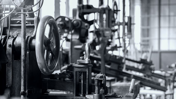 Feilenfabrik Ehlis in Schlepenpohl, Fotoexkursion mit flashlens