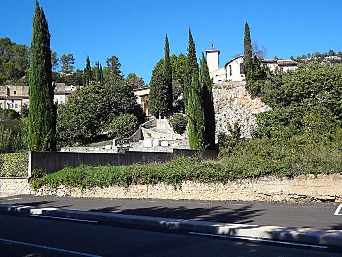village de Vins sur Caramy
