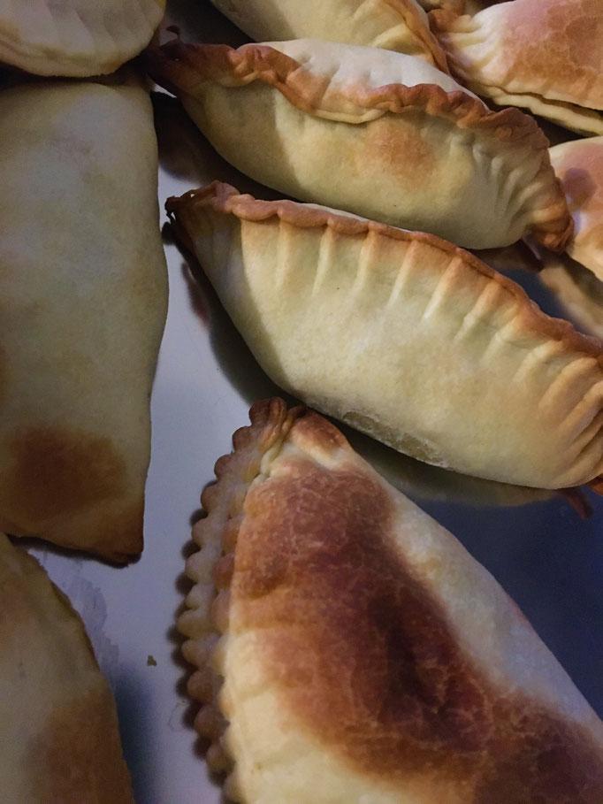 Empanadas homemade