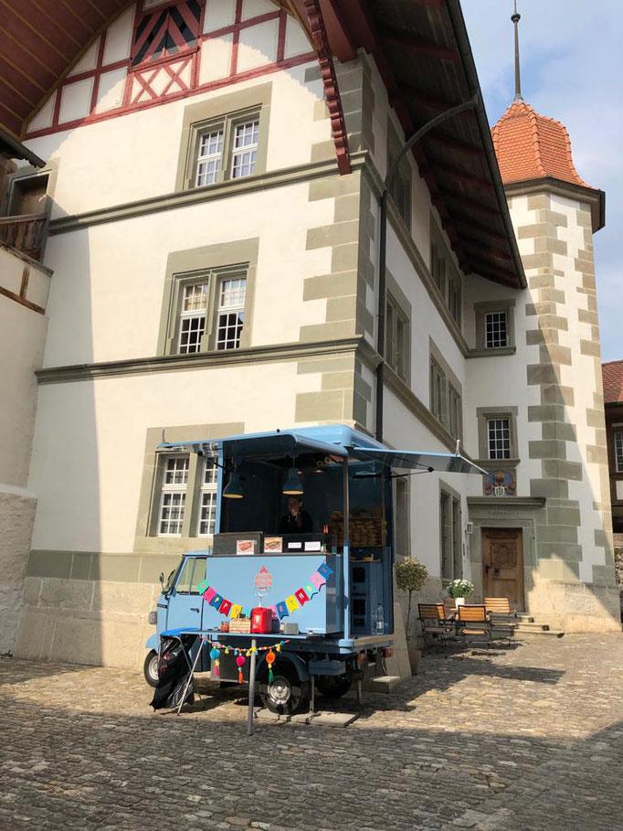 Geburifestli im Schloss Laupen