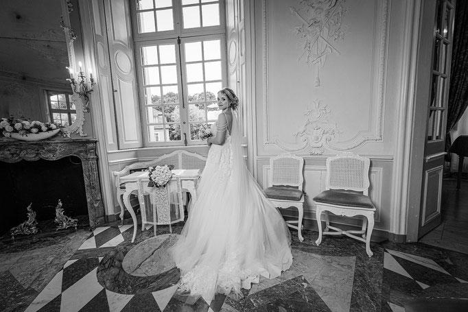 Hochzeitsfotos Schloss Clemenswerth Sögel Emsland