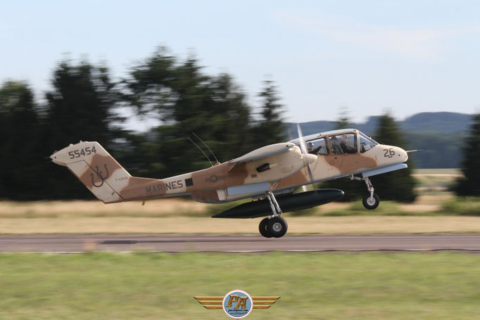 Bronco OV-1D