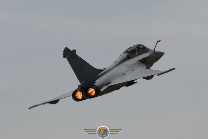 Rafale B Solo Display