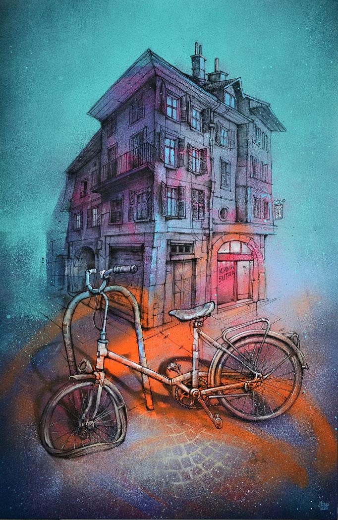 """<b>FAUBOURG MONTMÉLIAN</b><br>100 x 64 cm<br><a href=""""/app/module/webproduct/goto/m/me083f03433c7e29e"""" ; style=""""color:#49bfc0;"""" target=""""_blank"""">Disponible</b><alt=""""tableau d'art urbain rue chambéry patrimoine historique savoie galerie d'art"""">"""
