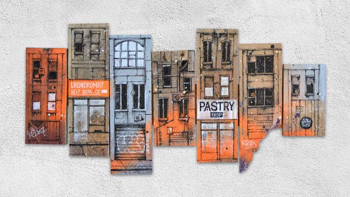 """<b>DECOR BAND</b><br>25 x 50 cm<br><a style=""""color:#db6464;"""">Vendu</br></a><alt=""""art peinture sur bois palette bois tableau d'art contemporain urbain streetart graffiti portrait femme couleur originale graffmatt chambéry savoie lyon paris france >"""