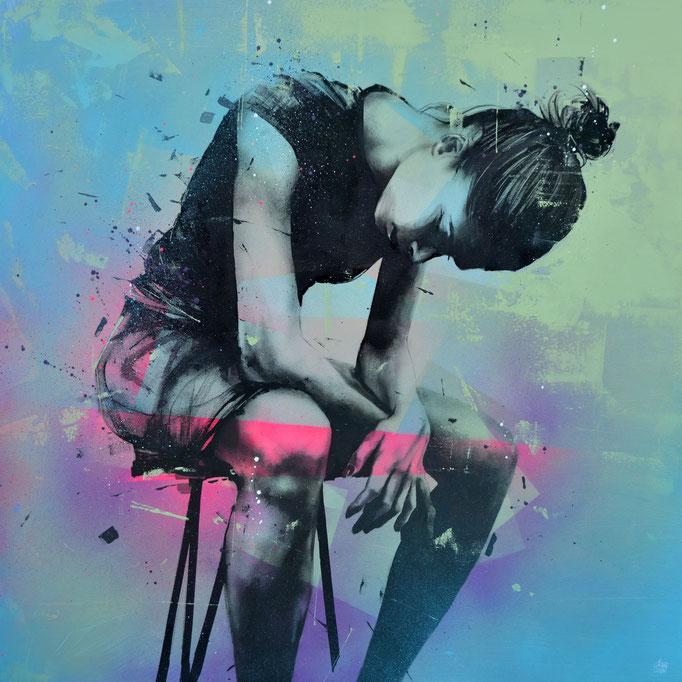 "<b>SURENDER</b><br>100 x 100 cm<br><a href=""/app/module/webproduct/goto/m/m2140f8118080620f"" ; style=""color:#49bfc0;"" target=""_blank"">Disponible</b><alt=""graffmatt art contemporain moderne streetart femme graffiti galerie d'art chambéry"">"