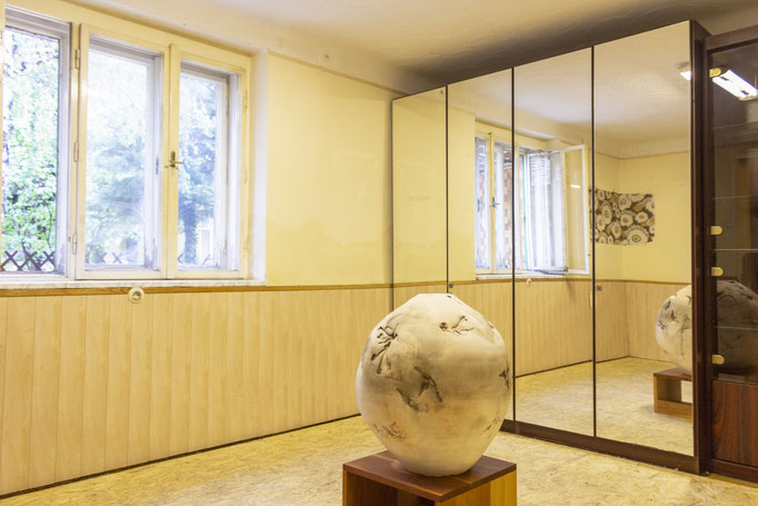 Robin Waart, 2020, Installation view © Haus Wien, photo: Haus Wien
