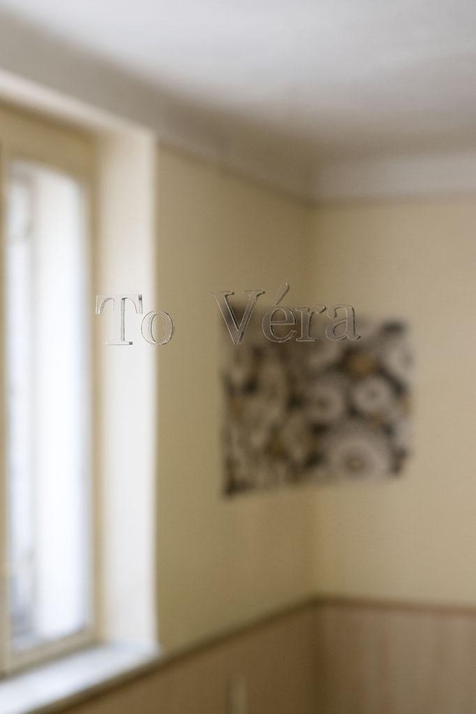 Robin Waart, 2020, Installation view (detail) © Haus Wien, photo: Jacqueline Neubauer