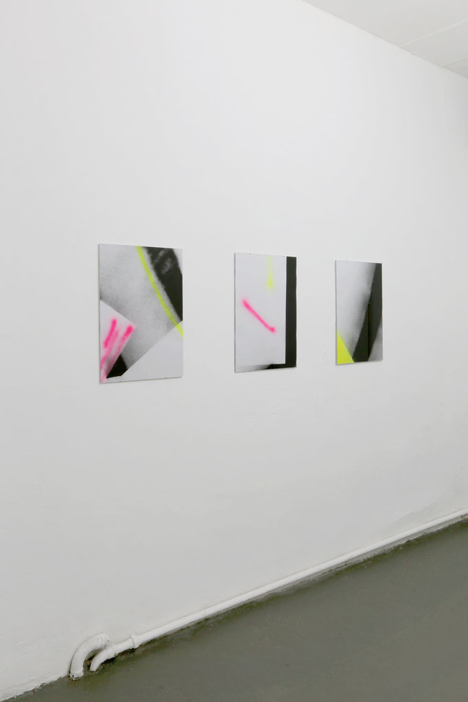installation view © 2018 Marcel Frey