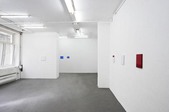 installation view © 2018 Johannes Wald