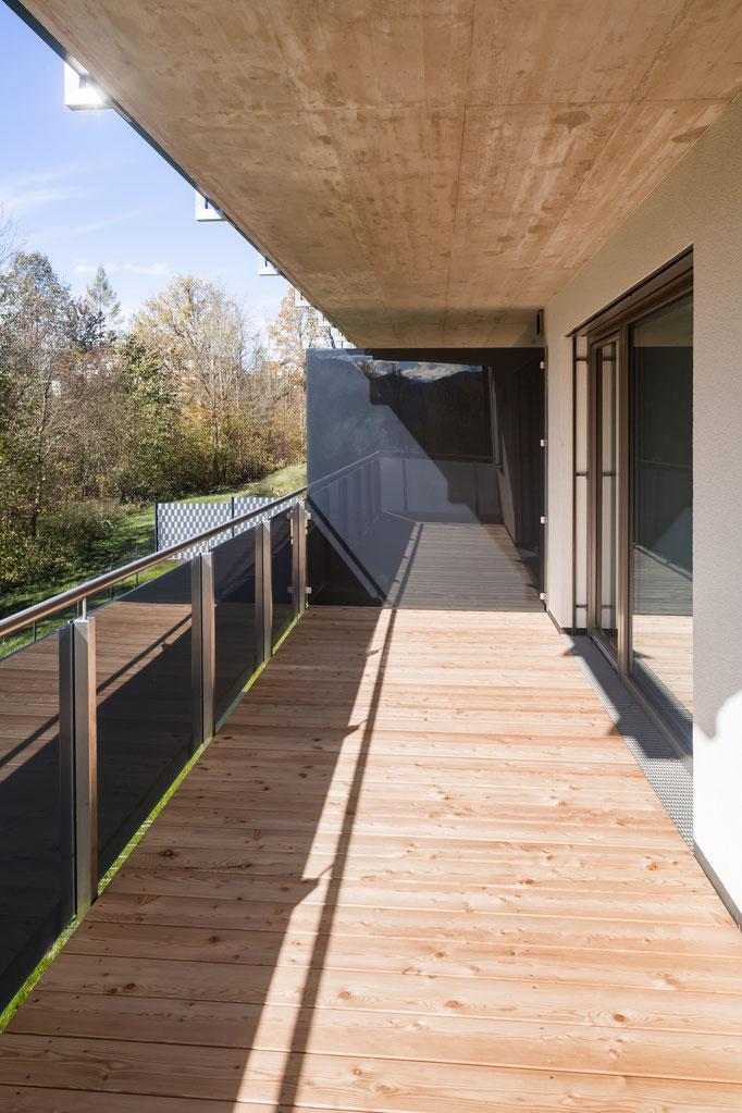 Imando Projekt Am Steinfeld Balkon