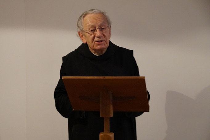 Referent: Altabt Christian Schütz