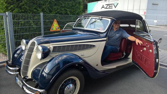 Oldtimer BMW Bj 1937