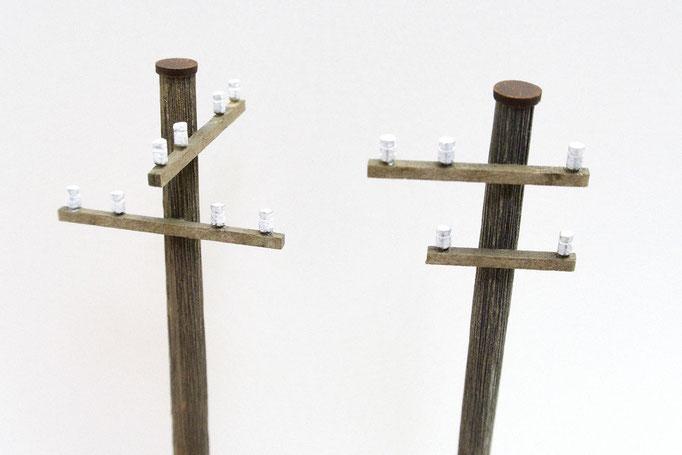 横木の加工や取り付けは自由自在です。