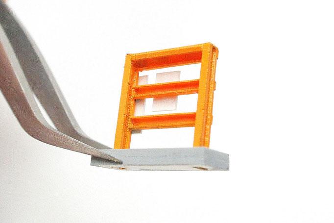 古レール+鋼板タイプです。