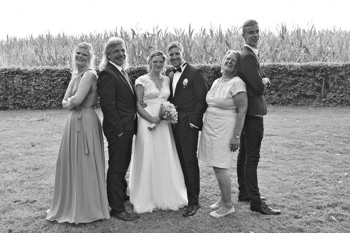 Hochzeit auf dem Uphof