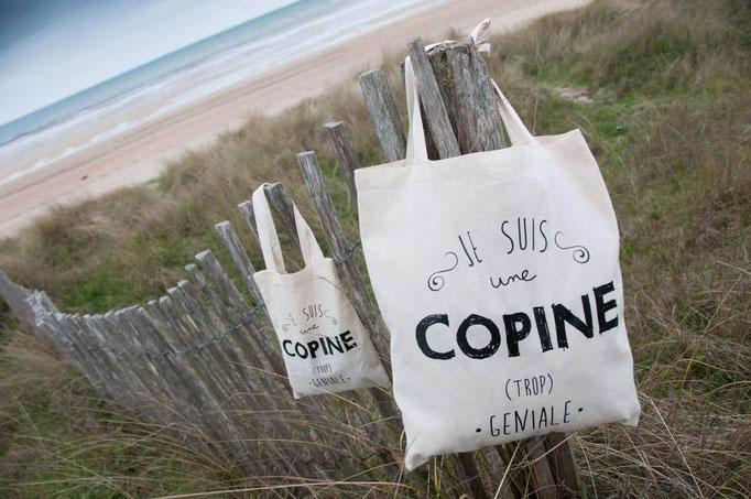 Tote bag - Une Journée à la Mer
