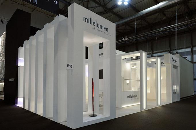 Salone del Mobile - Euroluce - Fiera Milano - bodega allestimenti srl