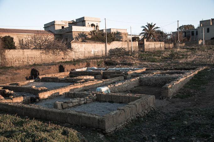 Ausgrabungen am Capo Colonna