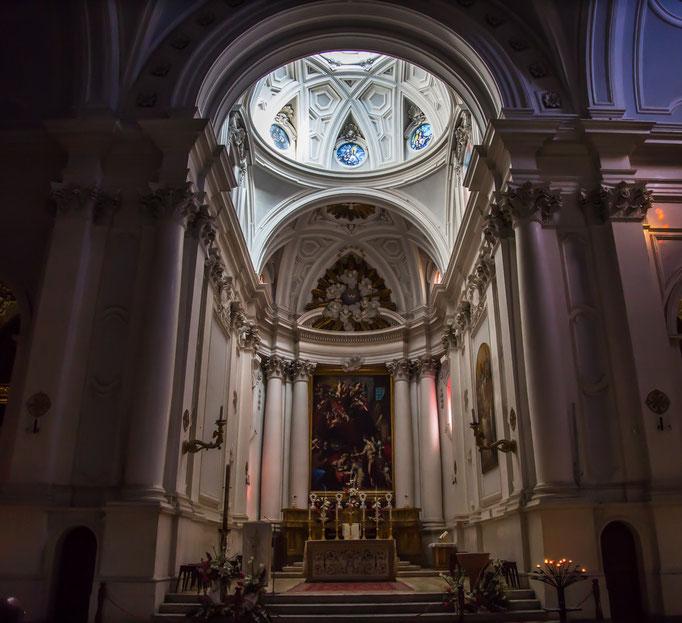 Das Innere der Klosterkirche
