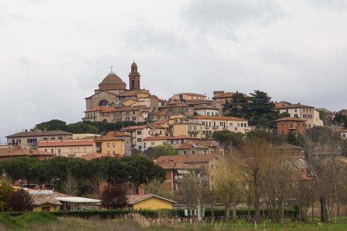 Auf meinem Wege nach Castiglione di Lago