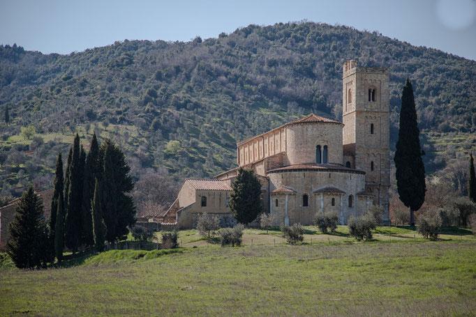 Abb. di Sant`Antimo
