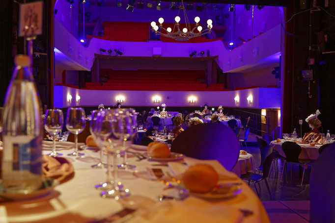 Movie Dinner 2017 im Event Kino Arth