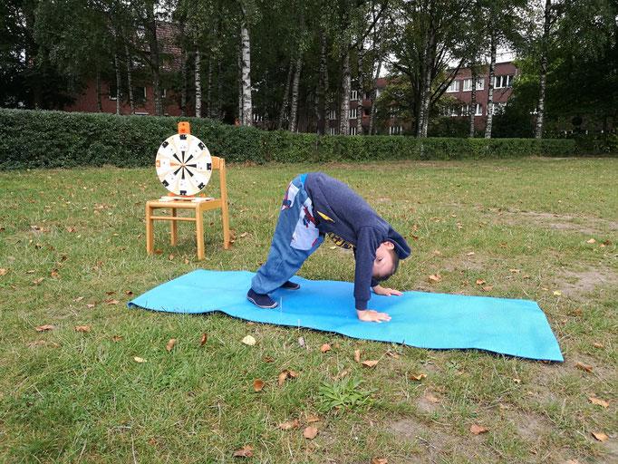 Kinder Yoga, Birthlight, Sommerfest, Ehemaligentreffen, Kalea Babykurse & mehr