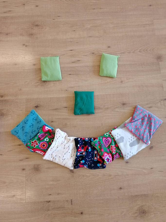 Beckenboden, Rückbildung, Körnerkissen, Kalea Babykurse & mehr