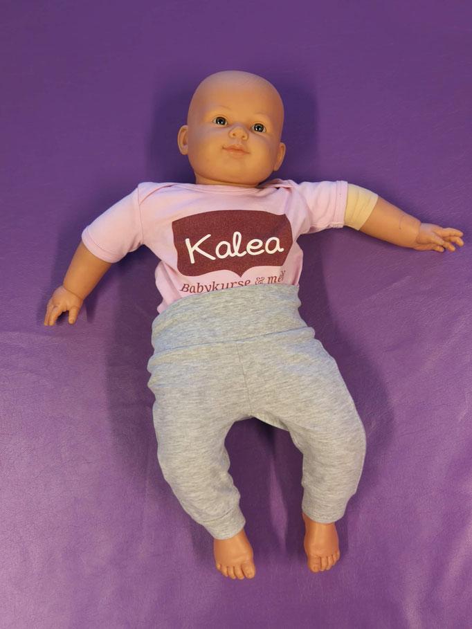 BabyPuppe Maria, Kalea Babykurse & mehr