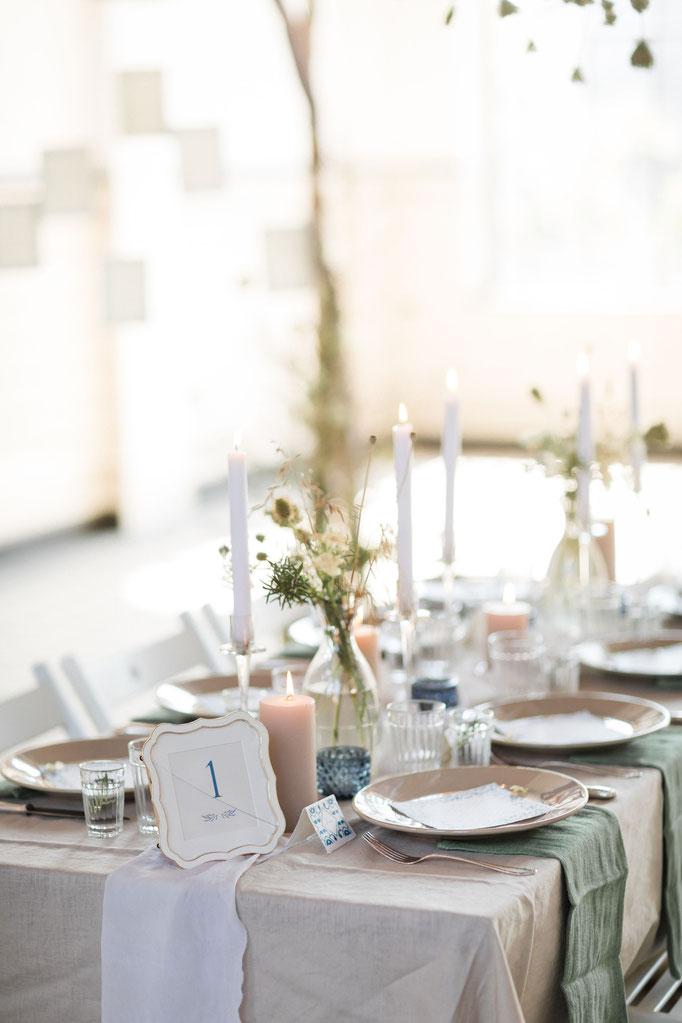 Tischdekoration Hochzeit Hochzeitsdekoration