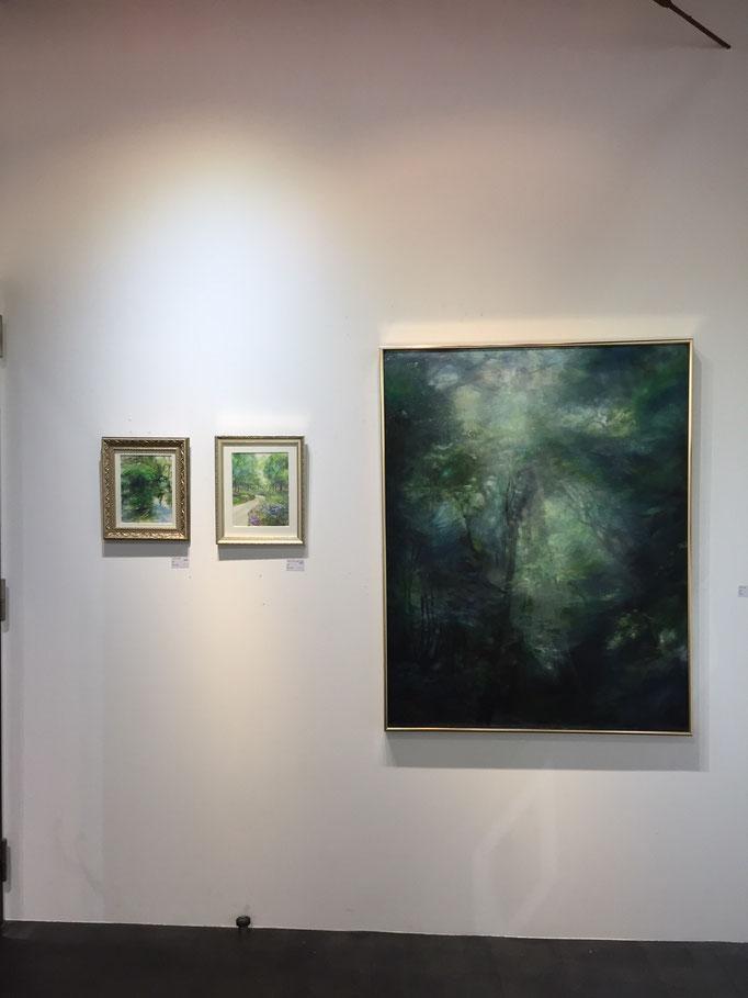 exhibition   ruminate