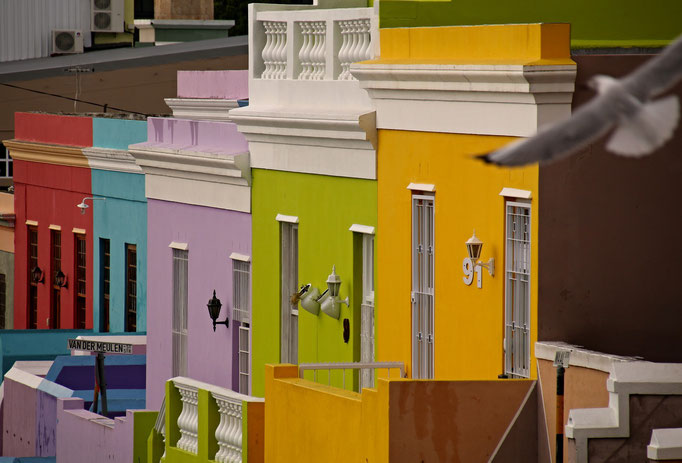 Bo Kaap- Cape Town - by Ralf Mayer